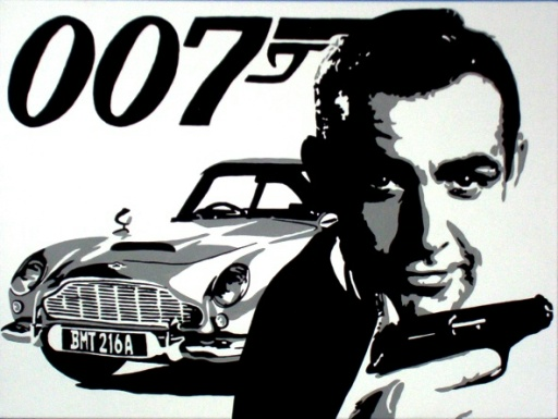 James Bond 007  piano sheets
